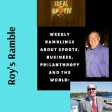 Roy's Ramble (10-16-19)
